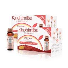 Kinohimitsu BB Drink Bird's Nest 10's x 2 Packs