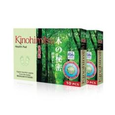 Kinohimitsu Health Pad 10 S X 2 Shopping