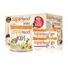 Kinohimitsu Superfood+ Kids 500G + 10 Sachets [EXP: 04/19]