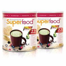 Where Can You Buy Kinohimitsu Superfood Tin 500G Twin Pack Exp 10 18