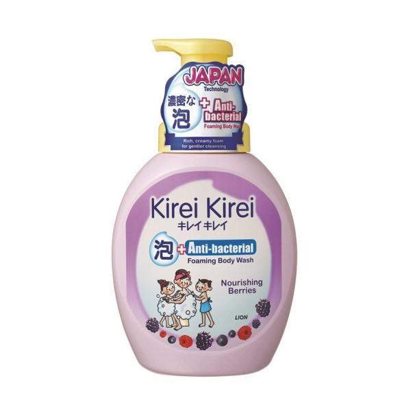 Buy Kirei Kirei Anti-Bacterial Foaming Body Wash 900ml (Nourishing Berries) Singapore