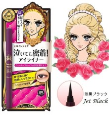 Best Rated Kiss Me Heroine Make Smooth Liquid Eyeliner Col 01 Jet Black Intl