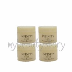 Cheapest Kose Infinity Cream Excellent 6G X 4 Travel Size
