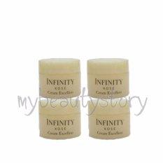 Best Price Kose Infinity Cream Excellent 6G X 4 Travel Size