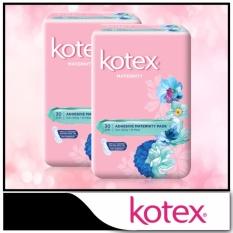 Discounted Kotex Pads Adhesive Maternity 30Cm 10Pcs X 3 Packs