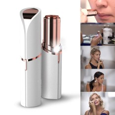 Kuhong Flawless Skin Women Painless Hair Remover Facial Finishing Touch Trimmer Shaver - Intl By Kuhong.