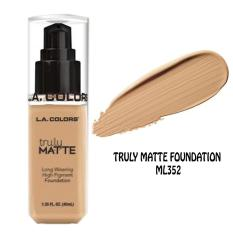 La Colors - Truly Matte Foundation - Lm352- Natural By Kawashi Intl Singapore Pte Ltd.
