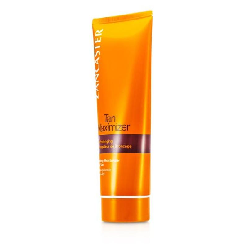 Buy Lancaster Tan Maximizer After Sun Soothing Moisturizer 250ml Singapore
