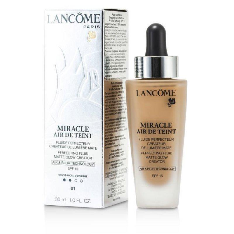 Buy Lancome Miracle Air De Teint Perfecting Fluid SPF 15 - # 01 Beige Albatre 30ml/1oz Singapore