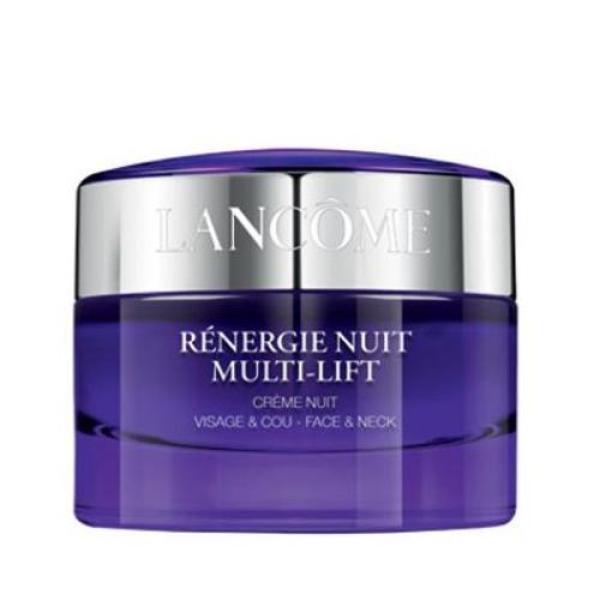 Buy Lancome Renergie Nuit Multi-Lift Lifting Firming Anti-Wrinkle Night Cream 15ml Singapore