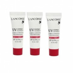 Lancome Uv Expert Fresh Aqua Gel 10ml X 3 By Mybeautystory.