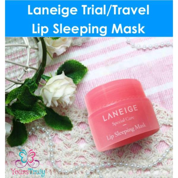 Laneige Lip Sleeping Mask Trial/Travel Size 3g