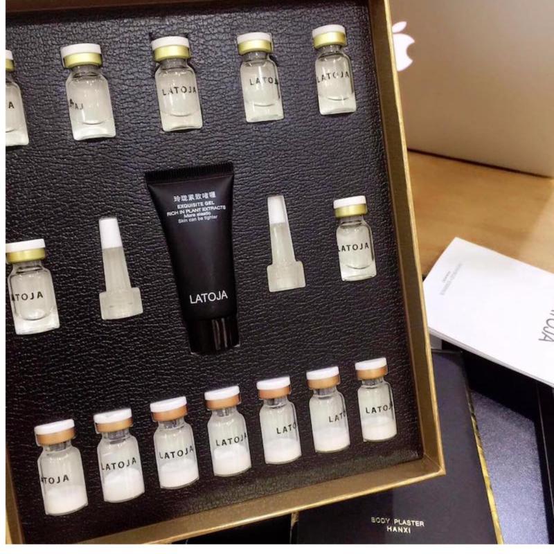 Buy LATOJA Show Body Essence Exquisite Lissom Set 100% Original Product CLEARANCE SALE STOCK EXPIRY SEPT 2019 Singapore
