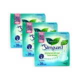 Pack Of 3 Packs Laurier Super Slimguard 22 5 Cm Wings Sanitary Pads 20S 4026 Best Price