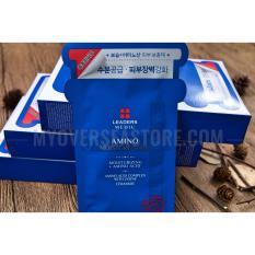 Buy Sg Seller Leaders Mediu Amino Moisture Mask 10 Sheets Leaders Original