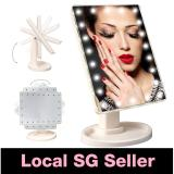 Mirror Table Makeup Stand 22 Led Cosmetic Light Portable Vanity Organisor Lipstick Discount Code