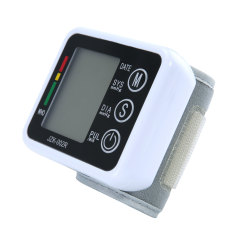 Top Rated Leegoal Health Care Automatic Wrist Digital Blood Pressure Monitor Home Use Measuring Pulse Rate Intl Intl