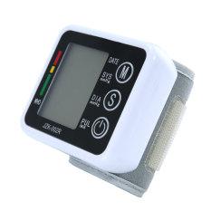 Review Leegoal Health Care Automatic Wrist Digital Blood Pressure Monitor Home Use Measuring Pulse Rate Intl Intl Leegoal