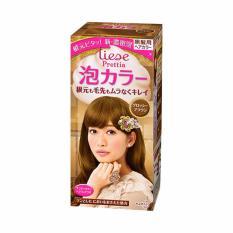 Cheap Liese Prettia Bubble Hair Color Glossy Brown