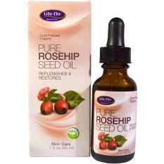 Compare Prices For Life Flo Health Pure Rosehip Seed Oil Skin Care 1 Oz 30Ml