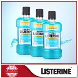 Listerine Mouthwash Cool Mint 1000Ml X 3 Reviews