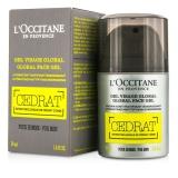 Best Price L Occitane Cedrat Global Face Gel 50Ml 1 6Oz Intl