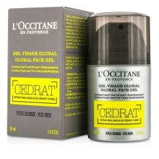 Price Comparisons Of L Occitane Cedrat Global Face Gel 50Ml 1 6Oz Intl