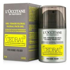 L Occitane Cedrat Global Face Gel 50Ml 1 6Oz Intl For Sale Online