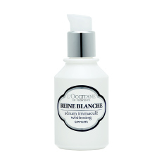 Low Price L Occitane Reine Blanche Whitening Serum 1Oz 30Ml