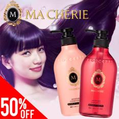Ma Cherie Moisture Shampoo 450Ml Moisture Conditioner 450Ml For Sale Online