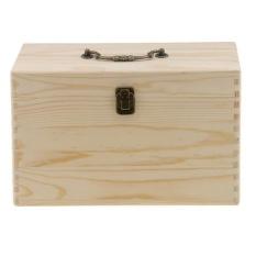 Sale Magideal 47 Slots Essential Oil Wooden Storage Box Display Case Organizer Holder Case Intl Magideal