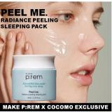For Sale Make P Rem Radiance Peeling Sleeping Pack Cocomo