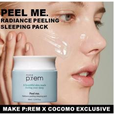 Make P Rem Radiance Peeling Sleeping Pack Cocomo In Stock