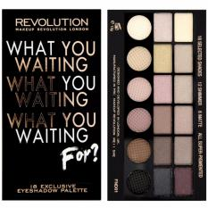Best Makeup Revolution Salvation Palette What Have You Been Waiting For