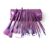 Discount Megaga 18 Piece Makeup Brush Sets Oem China