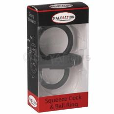 Buy Malesation Squeeze Manhood Ball Ring Cheap Singapore
