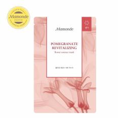 Where Can You Buy 50 Off Mamonde Flower Essence Mask Pomegranate Revitalizing 10 Sheets
