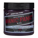 Compare Price Manic Panic Purple Haze Semi Permanent Hair Color Cream Hair Dye Intl On South Korea