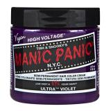 Sale Manic Panic Ultra Violet Semi Permanent Hair Color Cream Hair Dye Intl Manic Panic Cheap