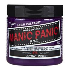 Manic Panic Ultra Violet Semi Permanent Hair Color Cream Hair Dye Intl Review