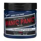 Who Sells Manic Panic Voodoo Blue Semi Permanent Hair Color Cream Hair Dye Intl Intl The Cheapest