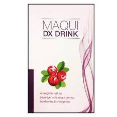 2 Boxes Maqui Dx Drink Best Price