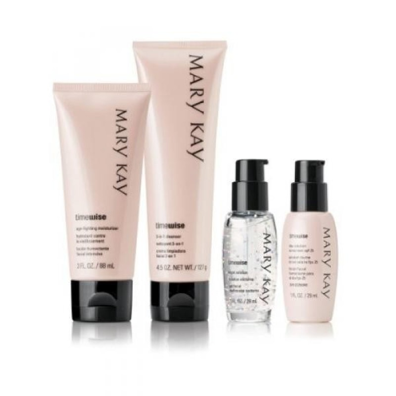 Buy Mary Kay Timewise Miracle Set - Normal/Dry - New - intl Singapore