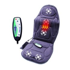 Sale Massage Chair Seat Massager Heat Vibrate Cushion Back Neck Massage Chair Car Pain Massage Relaxation Massageador Intl Online China