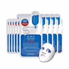 Lowest Price Mediheal N M F Aquaring Ampoule Mask Pack 25Ml 10Ea Intl