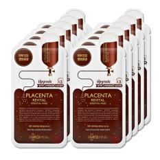 Best Price Mediheal Placenta Revital Essential Mask 25Ml X 10Pcs Intl