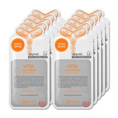Cheapest Mediheal Vita Lightbeam Essential Mask 25Ml X 10Pcs Intl