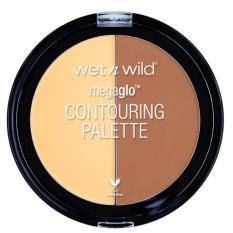 Review Megaglo Contouring Palette Contour Caramel Toffee Wet N Wild