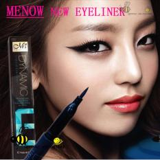 Menow Pro Dynamic Waterproof Liquid Eyeliner New Black Edition On Singapore