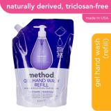 Buy Method Gel Hand Wash Refill French Lavender 1L Cheap Singapore